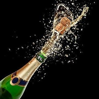 CHAMPAGNE IN ITALIA 2015: vendite per 6,3 milioni di bottiglie in crescita del 10%