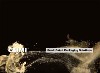 EREDI CAIMI ha presentato il nuovo prodotto Wine Pulp a Vinitaly