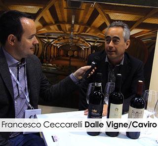 Dalle Vigne porta i vini italiani nel mondo con Caviro al Vinitaly