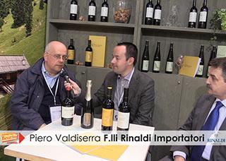 i trend della distribuzione, la parola a Rinaldi Importatori a Vinitaly 2016