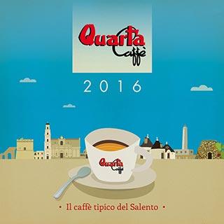 Il barattolo QUARTA CAFFÈ 2016 rende omaggio al paesaggio salentino