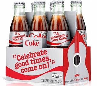 Share a Coke and a Song, campagna condividi una Coca Cola e una canzone
