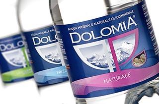 ACQUA DOLOMIA fornitore ufficiale del Giro d'Italia 2016