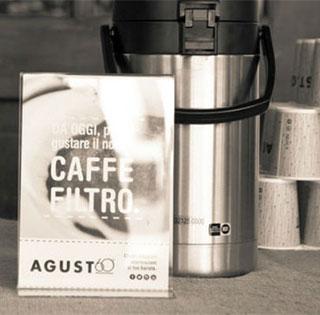 """CAFFÈ AGUST festeggia il 60mo anniversario con tre nuovi caffè monorigine, """"ilFiltrato"""" e nuovi packaging"""
