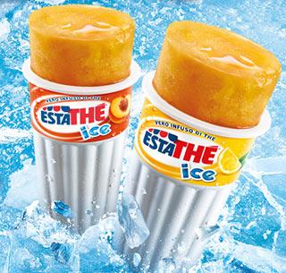 Arriva ESTATHÈ in versione ICE: tutto il gusto di Estathè a meno 18 gradi