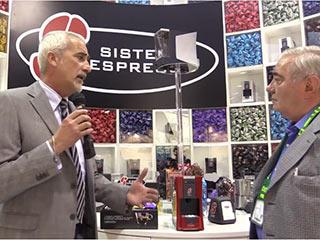 Essse Caffè compete con successo nel settore del vending e ocs con l'innovativo Sistema Espresso