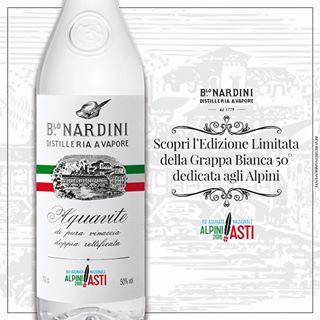 Nardini partecipa all' Adunata Nazionale Alpini 2016 di Asti con una edizione limitata