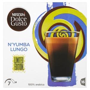 N'Yumba Lungo NESCAFÉ DOLCE GUSTO: il nuovo caffè 100% arabica made in Ruanda in edizione limitata