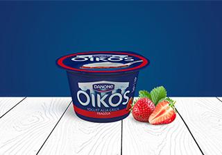 DANONE OIKOS, una nuova linea di yogurt alla greca . Parte anche la nuova campagna televisiva