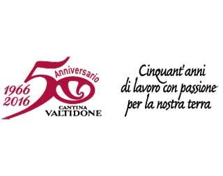 CANTINA VALTIDONE al Cibus di Parma con i 50 Vendemmie