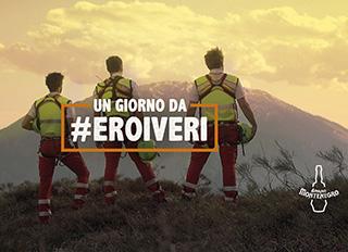 """AMARO MONTENEGRO lancia l'operazione """"un Giorno da #Eroiveri"""""""