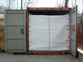 La EREDI CAIMI propone una soluzione efficace per la protezione delle vostre merci destinate all'esportazione