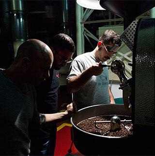 QUARTA CAFFÈ rappresenta l'Italia al Campionato Mondiale Baristi di Dublino