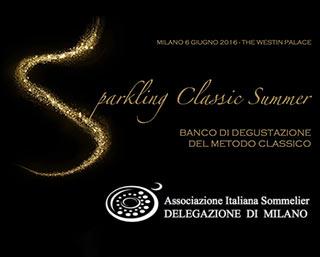 Sparkling Classic Summer: quarta edizione con il botto a Milano