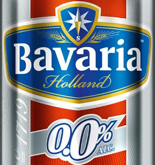 Da BAVARIA due fresche novità estive: Bavaria 0.0% Limone e Bavaria 0.0% Pesca