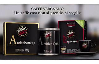 CAFFÈ VERGNANO torna in tv e sul web con un nuovo spot istituzionale