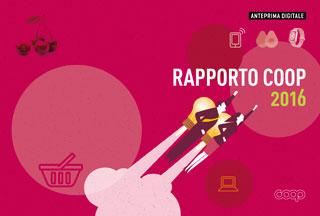 RAPPORTO COOP 2016: i nuovi stili alimentari, dal Super Cibo all'Altro Cibo