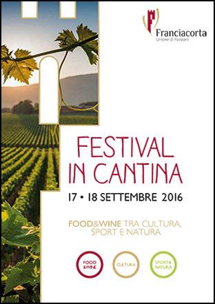 Settebello in Franciacorta per la 7^ edizione del festival in cantina