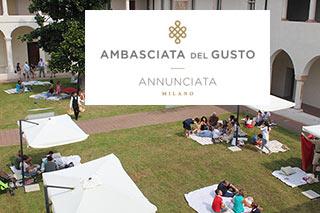 Milano Gourmet Experience: l'Ambasciata del Gusto in campo per promuovere la cultura culinaria