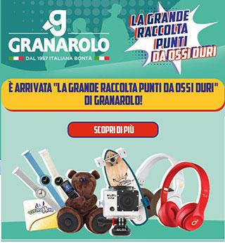 GRANAROLO lancia una nuova raccolta punti dedicata ai giovanissimi