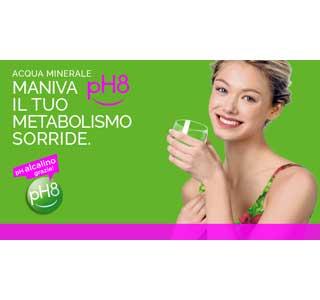 Maniva: l'acqua minerale ufficiale del Volley Metalleghe Montichiari