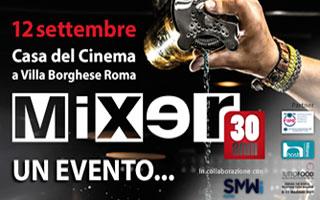 MIXER: 30 anni di idee e tendenze a Roma Villa Borghese