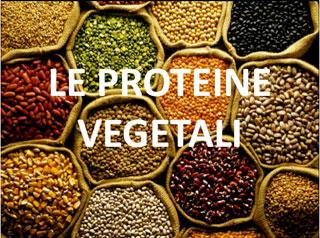 Italiani sempre più orientati alle proteine vegetali e agli ALIMENTI NATURALI