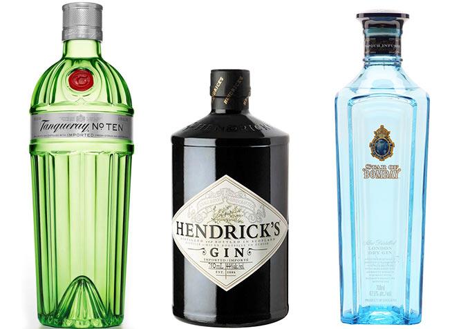 Tanqueray n. 10, Hendrik's Gin e la novità Star of Bombay