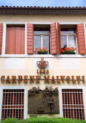 CARPENÈ MALVOLTI tra le eccellenze alla XXV° edizione del Merano Wine Festival