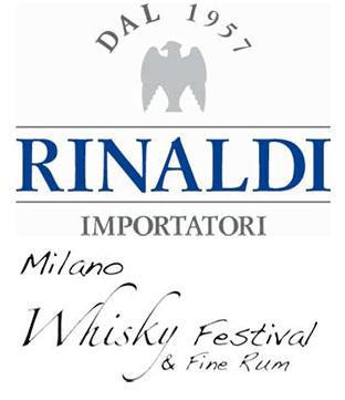 Rinaldi partecipa al Milano Whisky Festival 2016