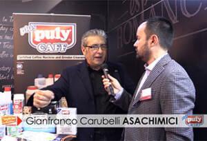 Gianfranco Carubelli Asachimici Pulycaff