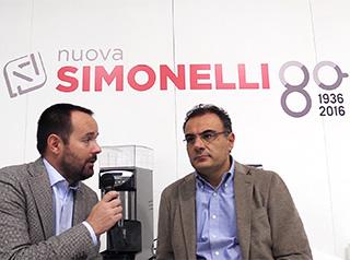 80 anni di storia del Gruppo Simonelli a Triestespresso 2016
