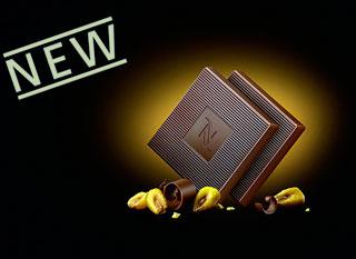 NESPRESSO presenta le due nuove Chocolates Limited Edition Crunchy Corn e Raspberry