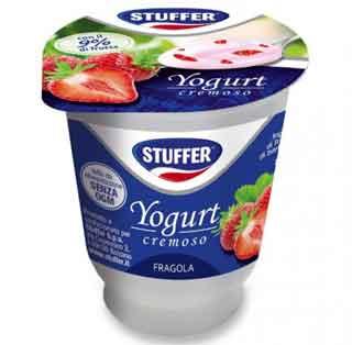 I nuovi yogurt cremosi Stuffer: Più grande il formato, più grande il gusto, senza OGM