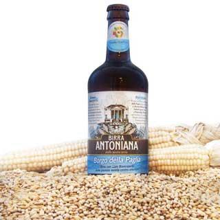 Birra Antoniana Borgo della Paglia si tinge di oro