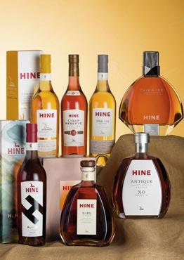 La gamma di Rinaldi si amplia con il cognac Hine