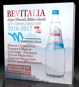 BEVITALIA 2016-17: tutto il mondo delle bevande analcoliche a portata di mano