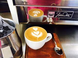 Con DALLA CORTE e Histo Caffè a Palermo per le qualificazioni alle gare Baristi e Latte Art