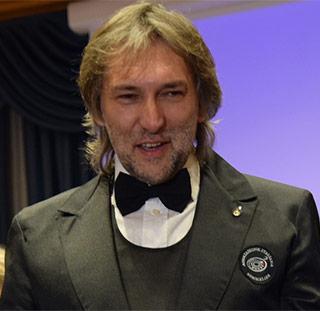 Maurizio Filippi miglior sommelier d'Italia 2016  al congresso AIS di Trento