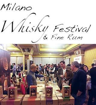 Tempo autunnale e scatta l'ora del Whisky Festival & Fine Rum 2016