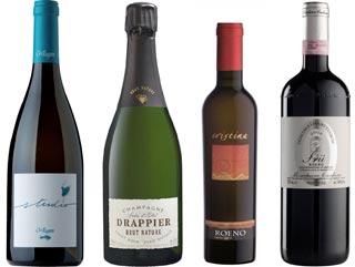 4 vini per le festività natalizie proposti da Partesa
