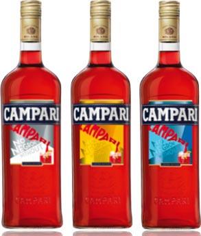 Campari celebra l'iconico Negroni con le nuove art label L. E. 2016