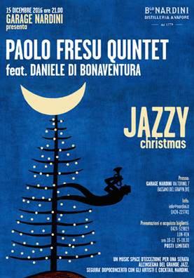 """Nardini presenta """"Jazzy Christmas"""""""