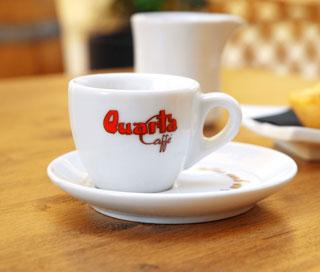 Il team di Quarta Caffè partecipa al Campionato Italiano Baristi e Caffetteria a Sigep 2017
