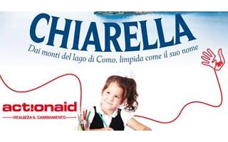 Acqua Chiarella di Val Menaggio: intende sviluppare l'export al 50% del fatturato