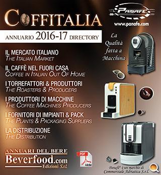 Nuovo annuario COFFITALIA 2016-17: download gratuito da beverfood.com