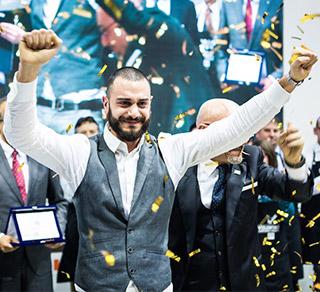 Campionato Italiano Baristi: Francesco Masciullo è il nuovo campione italiano di caffè