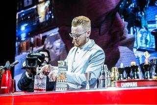 Campari Barman Competition 2017: vince Alessandro Pitanti con una rivisitazione dell'Americano