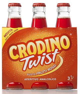 Crodino Twist Campari Innamorati Crodino Festa Rossi San Valentino Romantico Aperitivo Aperitivi Analcolici Frutti Twist