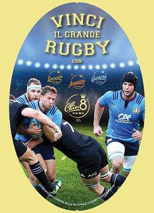 Aranciosa Concorso Vinci Ibg Chin8 Neri Bibite Neri Rugby Bibite Neri